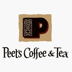 Peets office coffee logo