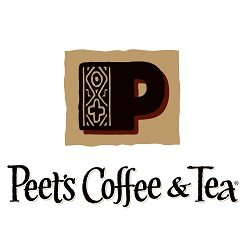 Peets office coffee logo