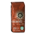 starbucks breakfast blend whole bean for offices