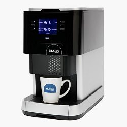 Flavia C500, the latest in Single-Cup Coffee Brewing technology for Mars Drinks
