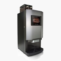 Virtu Coffee Machine, the latest in Bean to Cup Brewing technology by Dejong Duke