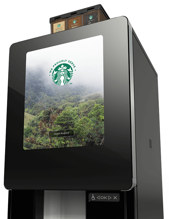 Image of Starbucks Serenade office coffee machine