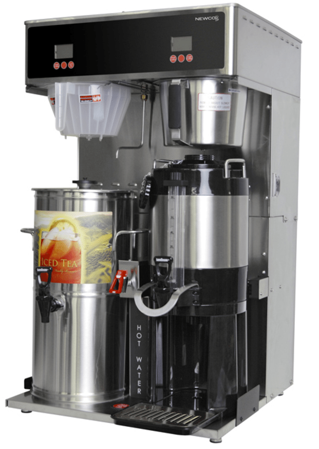 Newco D-TVT High Volume Drip Coffee Brewer for Offices