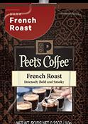 Peet's Coffee French Roast Freshpack Image