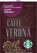 Starbucks Caffe Verona Freshpack