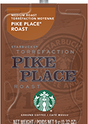 Starbucks Pike Place Roast Freshpack