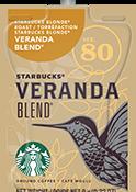 Starbucks Veranda Blend Freshpacks