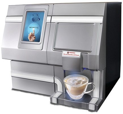 CX-touch office coffee machine