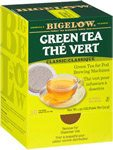 Bigelow green tea pods for office coffee machines