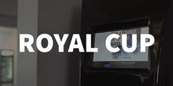 Royal Cup Office Coffee Video