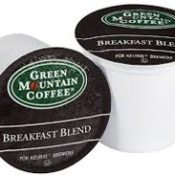 gmcr breakfast blend kcup