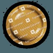 Flavored - Espresso Caramel Nespresso Proline Capsule
