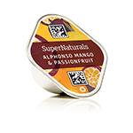 Lavit Supernaturals alphonso mango and passionfruit capsules