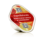 Lavit supernaturals honeycrisp apple and cranberry capsules