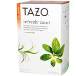 Tazo Refresh Mint tea