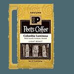 peets colombia luminosa portion packs